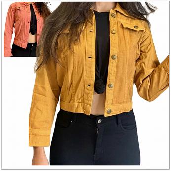 Denim Vistara Women Ripped Denim Jacket