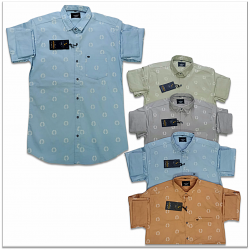 Kaprido Cotton Printed Mens Shirts Wholesale Rs. K-0025