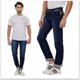 Denim Vistara D Blue Fit Jeans For Mens