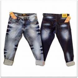 Men's Regular Fit Stretch Jeans Wholesale GTU-0022