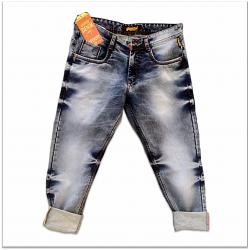 Men's Regular Fit Stretch Jeans Wholesale