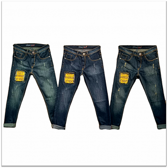 Wholesale Men Comfort Stretchable jeans
