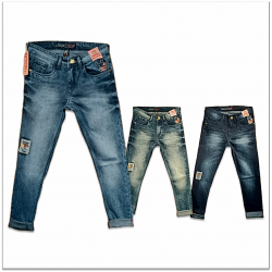 Wholesale Men Dynamic Stretch Jeans