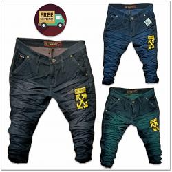Men's Repeat Jeans 3 Colours Set.