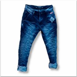 Wholesale Men's Denim Jeans 5 Dusty Colours Set.