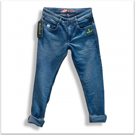 Relaxed Fit Men Jeans Wholesale Piece