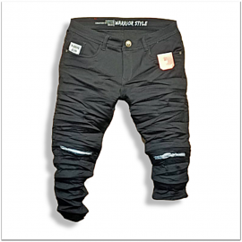 Mens Black Funky Jeans Factory Rs. 575