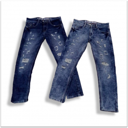 Wholesale Ripped Jeans Factory Price DL-1010