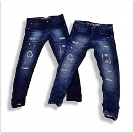 Men Ripped Jeans Factory Price