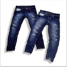 Stylish Damage Jeans Factory Price