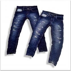 Wholesale Stylish Damage Jeans Factory Price