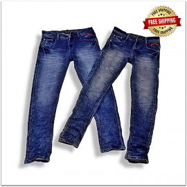 Comfort Fit Jeans for Men at Wholesale Rs. 490