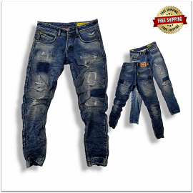 Men Denim Repeat Jeans