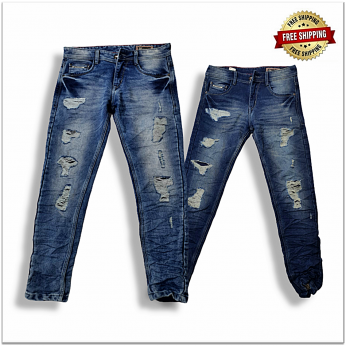 Repeat Denim Jeans For Men