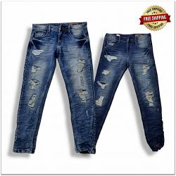 Repeat Denim Jeans For Men
