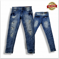 Men Tone jeans Pant