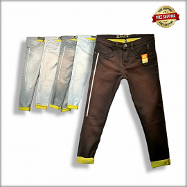 Men's Relaxed Fit Tape Jeans