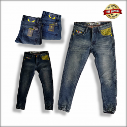 Regular Fit Jeans For Men
