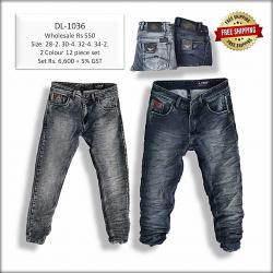 Men Regular Fitting Jeans