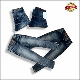 Men's Relaxed Fit Jeans Wholesale Piece.