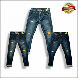 Wholesale Men Jeans Damage Jeans