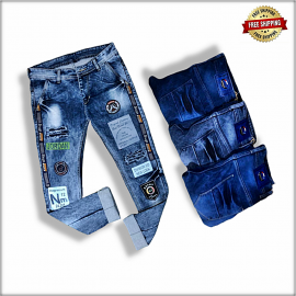 Men's Funky Repeat Jeans