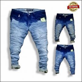 Stylish Men's Jeans 3 Colour Set
