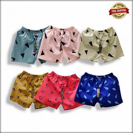 Multicoloured Printed Boxers GTU-B103