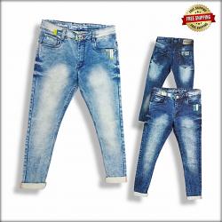 Men Blue Jeans 2 Colour Set DS100