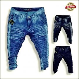 Comfort Fit Men Jeans