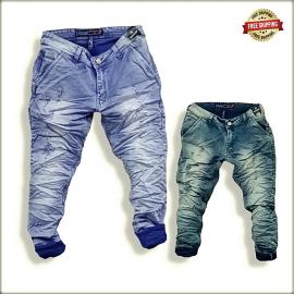 Men Dusty Colour jeans