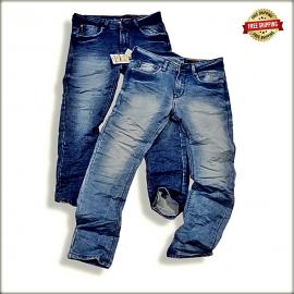 Men's Scratch Denim Jeans DL1060