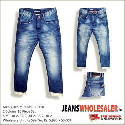 Men Blue Slim Fit Mid-Rise Jeans
