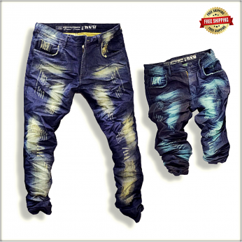 Men's Repeat Denim Jeans