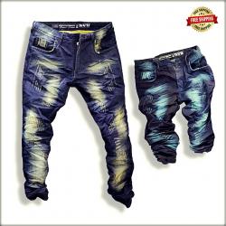 Men's Repeat Denim Jeans