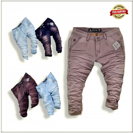 Mens Regular Funky Colour jeans