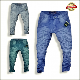 Mens Stylish Skinny Jeans