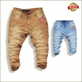 Men Funky Colour Jeans Wholesale Rs.530