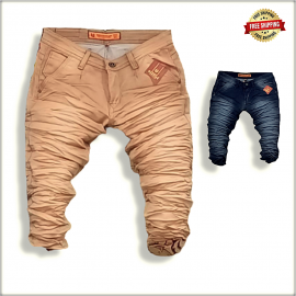 Funky Colour Men Jeans Wholesale Rs.530