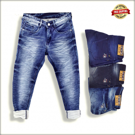 Men Denim Jeans Wholesale Rs. 490.