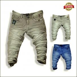 Mens Funky Colour Jeans