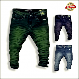 Funky Colour Men Jeans