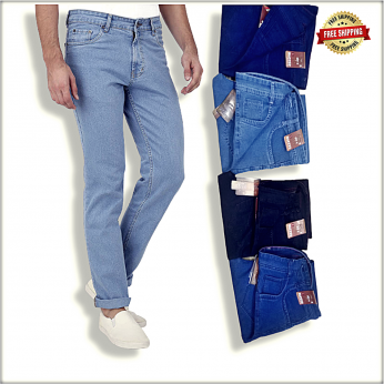 Wholesale Regular Men Denim jeans BU-1001