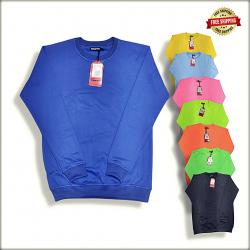 Men's Round Neck Sweatshirt SW1001