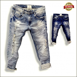 Damage Funky Jeans For Mens