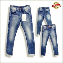 Mens Narrow Fit Denim Jeans DS1842