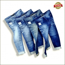 Mens Denim Jeans Pant Wholesale Price WJ1236