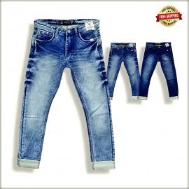 Wholesale Mens Denim Jeans Pant WJ1237