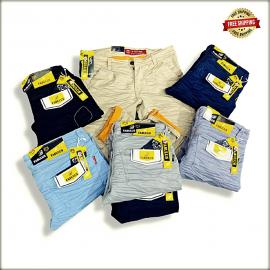 Wholesale Mens Dusty Colour jeans ZK2014