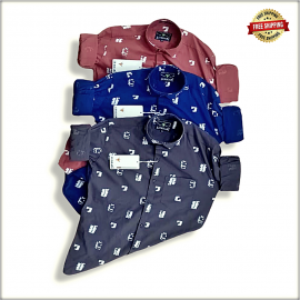 Lukkari Men's Printed Shirts